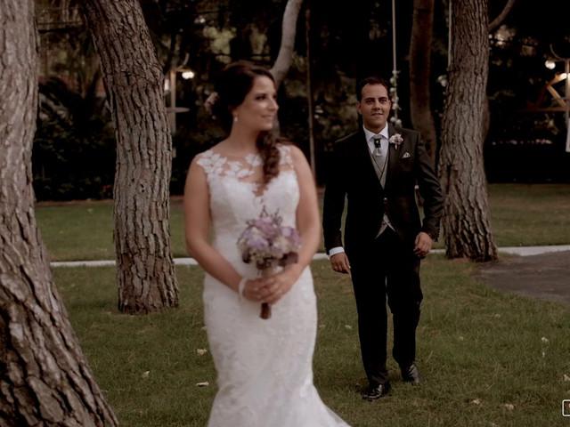 La boda de Rodrigo y Raquel en Madrid, Madrid 1