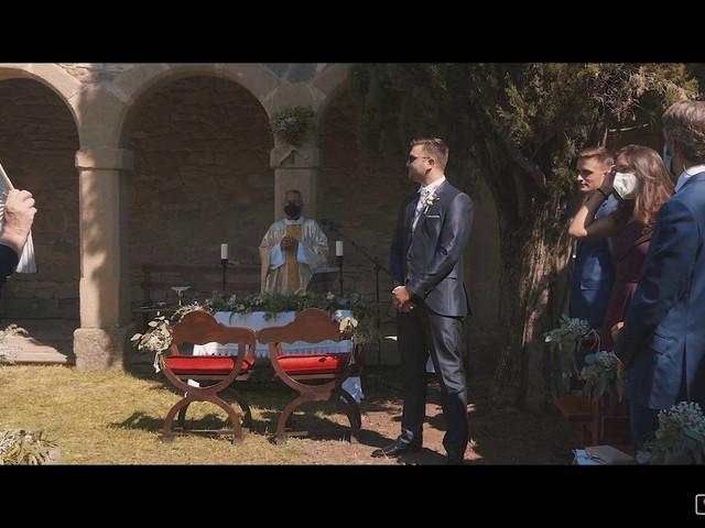 La boda de Filippo y Patricia en Calldetenes, Barcelona 1
