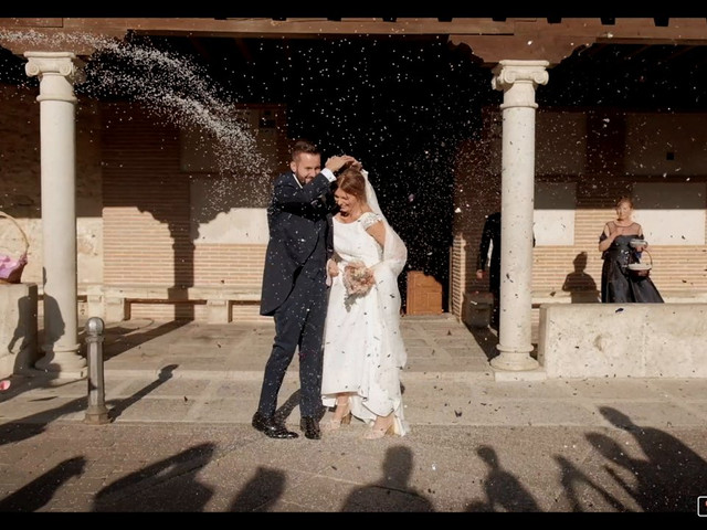 La boda de Eva y Daniel en Fresno De Torote, Madrid 1