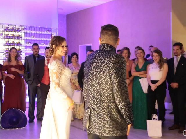 La boda de Ana y Ismael en Aranjuez, Madrid 1