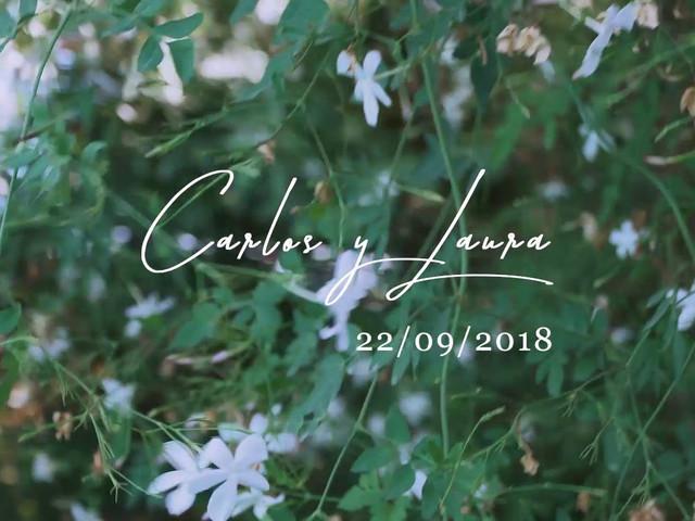 La boda de Laura y Carlos en Jaén, Jaén 1