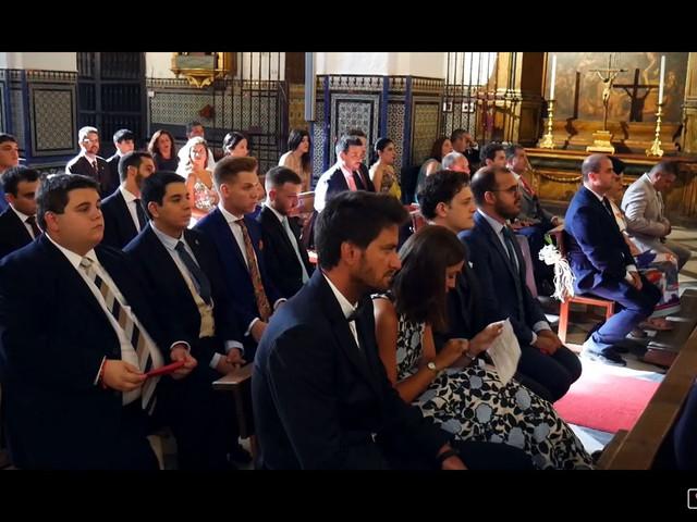 La boda de Estela y Cayetano en Carmona, Sevilla 1