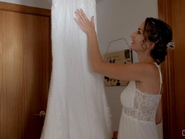 La boda de Elena y Jose Carlos en Miraflores De La Sierra, Madrid 1