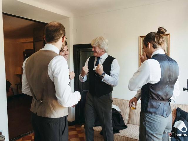 La boda de Hans y Cris en Cintruenigo, Navarra 7
