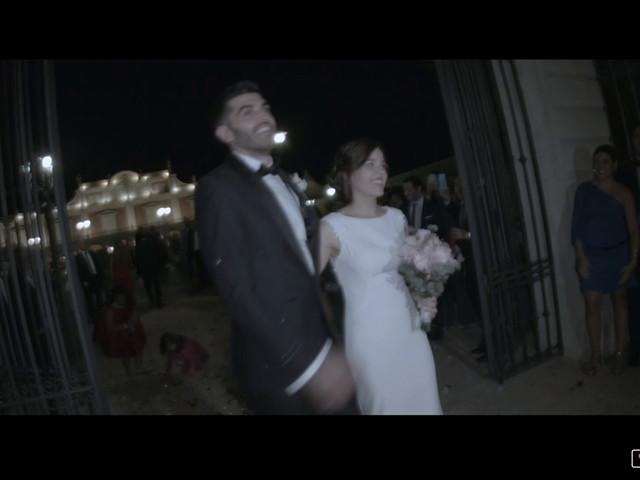 La boda de Ruth y Carlos en Villacañas, Toledo 1