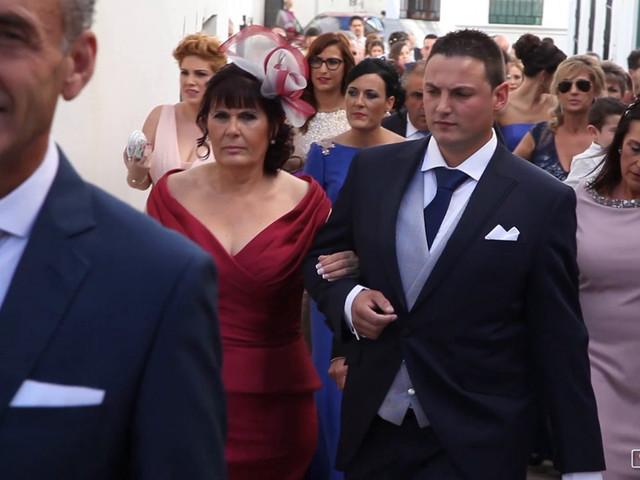 La boda de Raúl y Inma en Herrera Del Duque, Badajoz 1