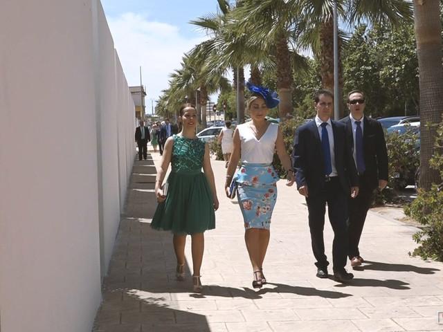 La boda de Alejandro y Beatriz en Garrovillas, Cáceres 2