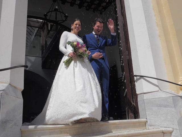 La boda de Juan José y Alicia en San Fernando, Cádiz 1