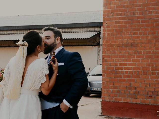 La boda de Ignacio y Luciana en Otero De Herreros, Segovia 1