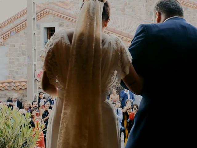 La boda de Ignacio y Luciana en Otero De Herreros, Segovia 2