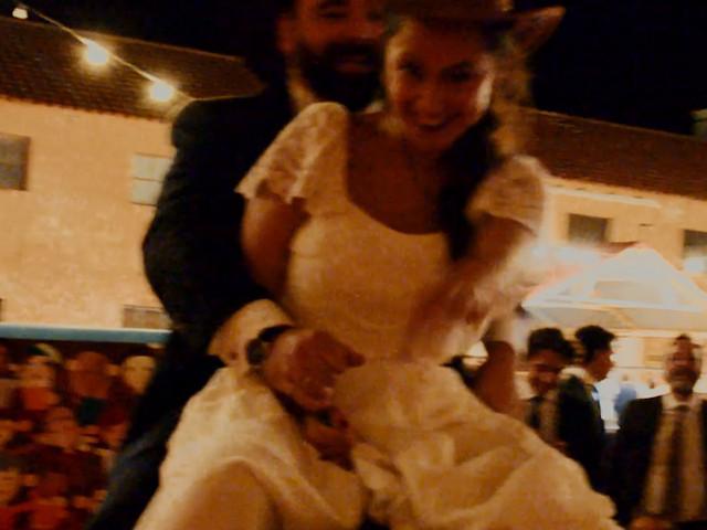 La boda de Ignacio y Luciana en Otero De Herreros, Segovia 4