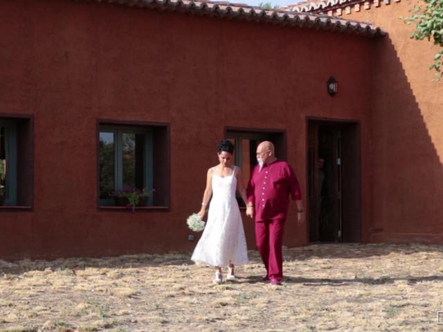 La boda de Javier y Itziar en Madrid, Madrid 1