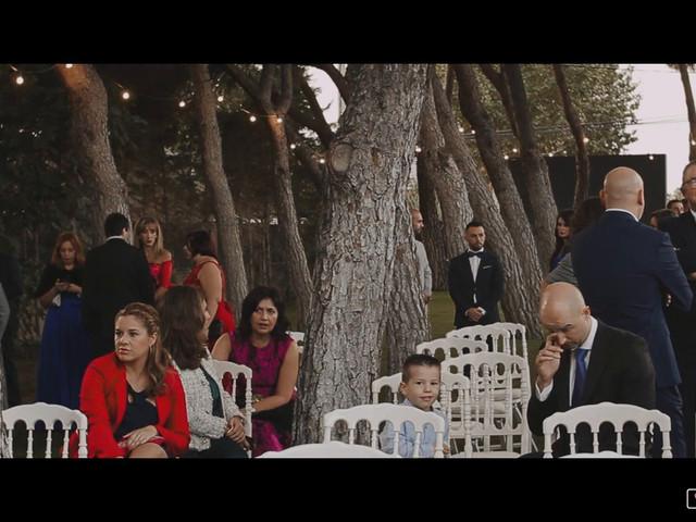 La boda de David y Rocío en Griñon, Madrid 1