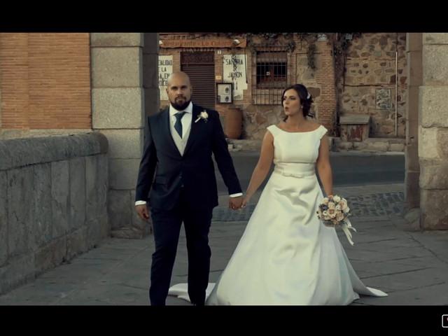 La boda de Alvaro y Natalia en Toledo, Toledo 1