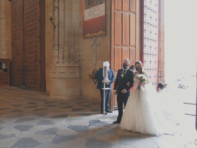 La boda de Alberto y Jesica en Salamanca, Salamanca 1