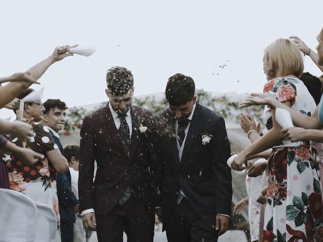 La boda de Carlos y Hector en Toledo, Toledo 1