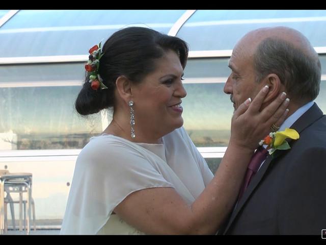 La boda de Tomás y Cristina en La/villajoyosa Vila Joiosa, Alicante 1