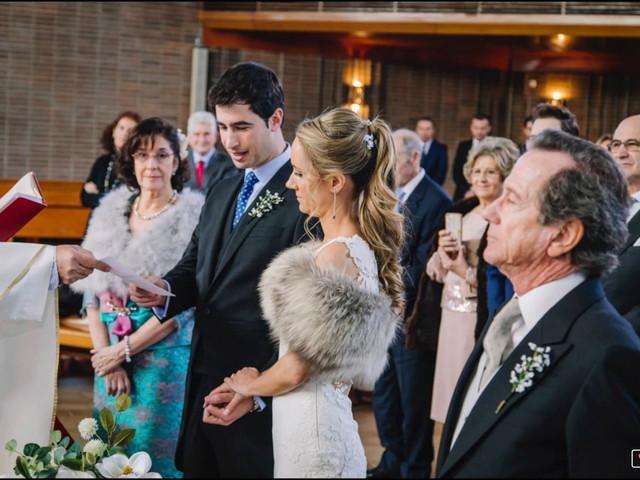 La boda de Jaime y Ana en Hoyo De Manzanares, Madrid 1