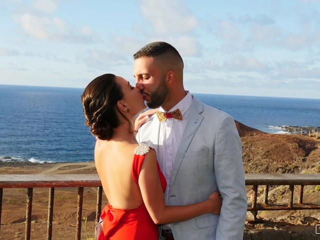 La boda de Daniel y Adara en Las Palmas De Gran Canaria, Las Palmas 1