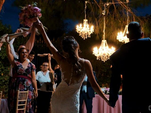 La boda de Raul y Laura en Riba-roja De Túria, Valencia 1