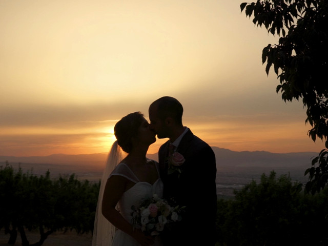 La boda de Mike y Victoria en Granada, Granada 1