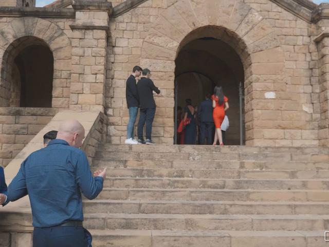 La boda de Diego y Lídia en Monistrol De Montserrat, Barcelona 1