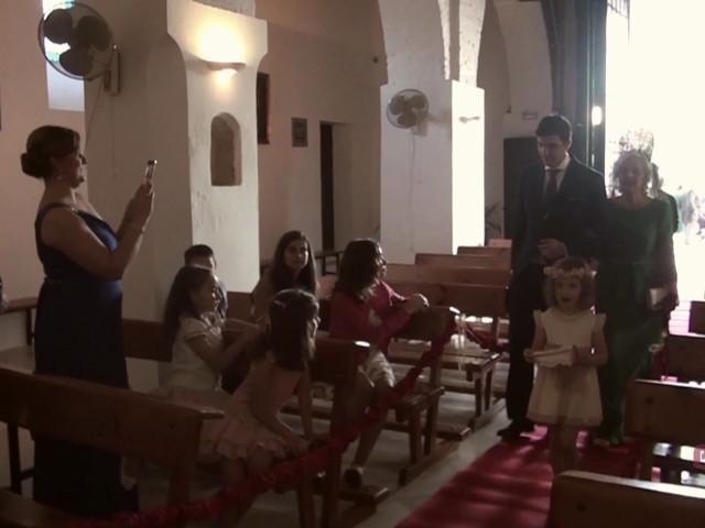 La boda de Gonzalo y Deborah en Constantina, Sevilla 1