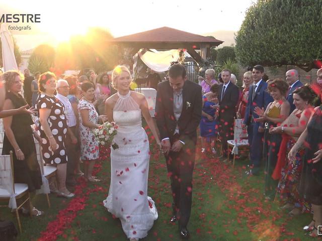 La boda de Roberto y Leti en Muro De Alcoy, Alicante 1