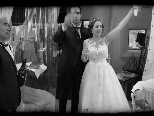 La boda de Antonio y Fátima en Almendralejo, Badajoz 1