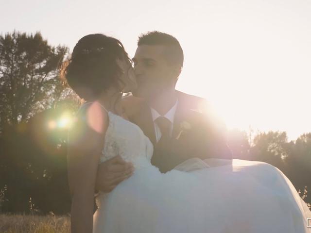 La boda de Josep y Nerea en Sallent, Barcelona 1