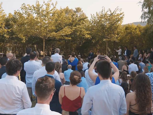 La boda de David y Silvia en Puig-reig, Barcelona 1
