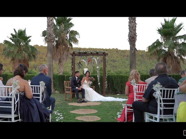 La boda de Fran y Elia en Chiva, Valencia 1