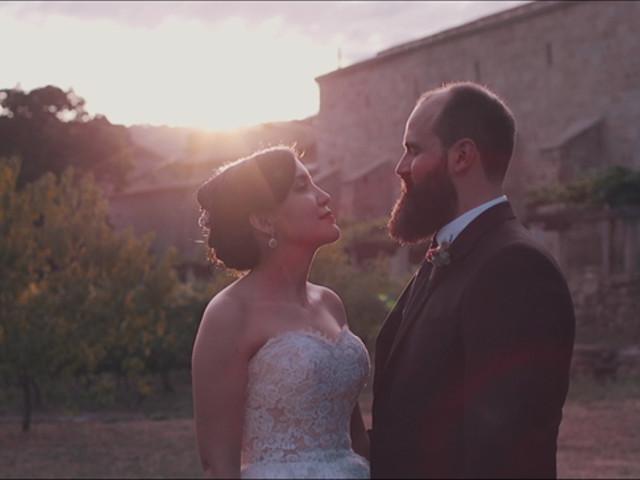La boda de David y Raquel en Leiro (Capital), Orense 1