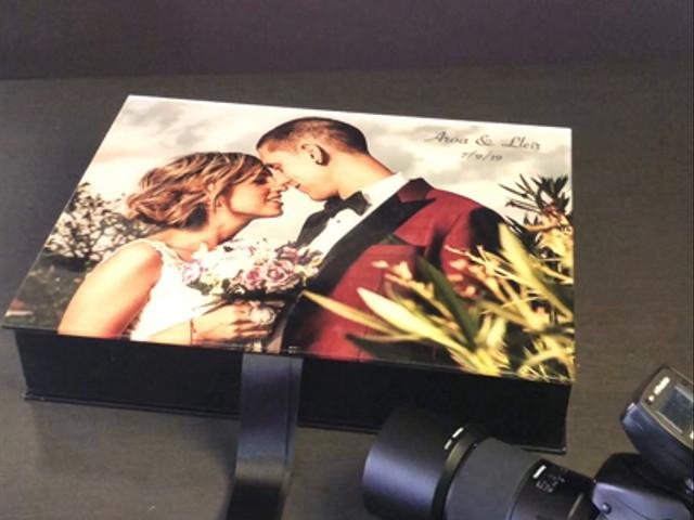 La boda de Lleïr y Aroa en Cabrils, Barcelona 1