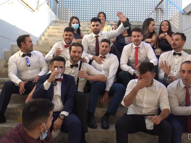 La boda de Raúl y Amanda en Valencia, Valencia 4
