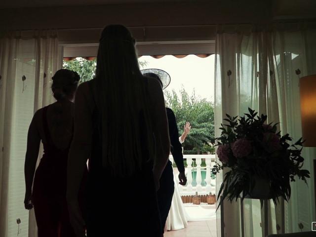 La boda de Sergio y Paloma en Burriana, Castellón 1