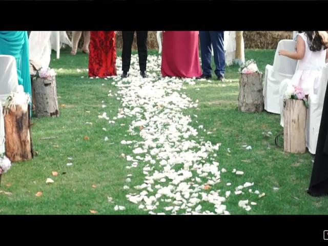 La boda de Alfredo y Lucía en Saelices, Cuenca 1