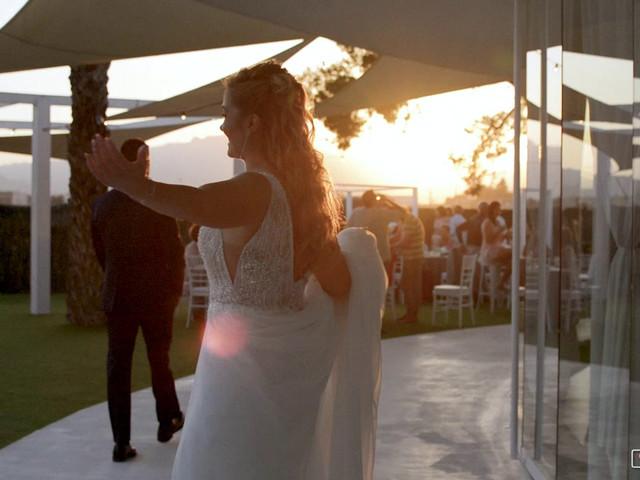 La boda de Jorge y María en Lorqui, Murcia 1
