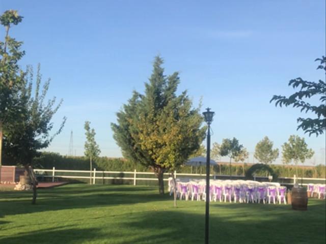 La boda de Yae y Alin en Matapozuelos, Valladolid 1