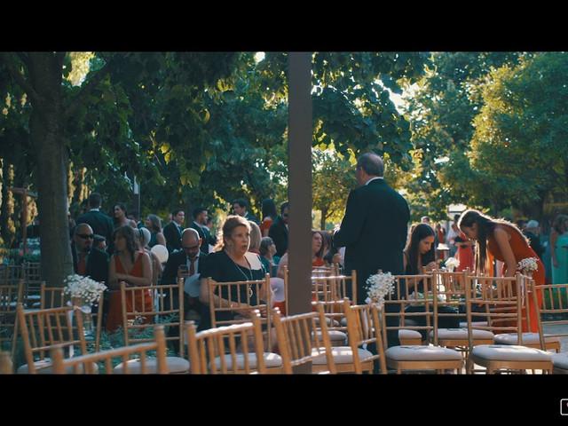La boda de David y Marta en San Sebastian De Los Reyes, Madrid 1