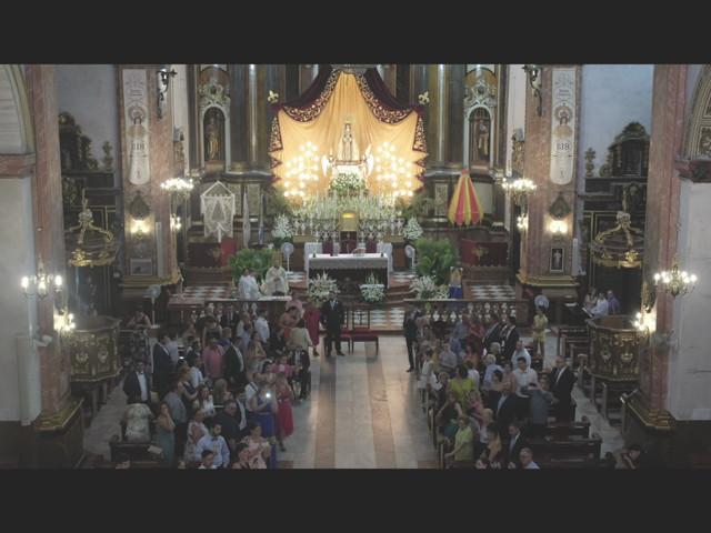 La boda de Luis Miguel y María en Aspe, Alicante 1