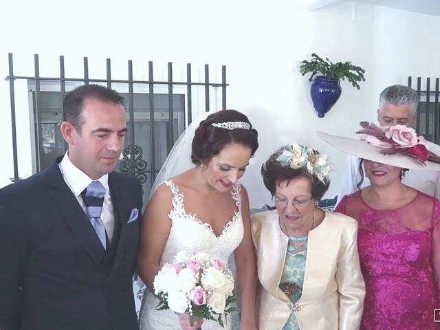 La boda de Juan Jesús y Noelia en Jerez De La Frontera, Cádiz 1