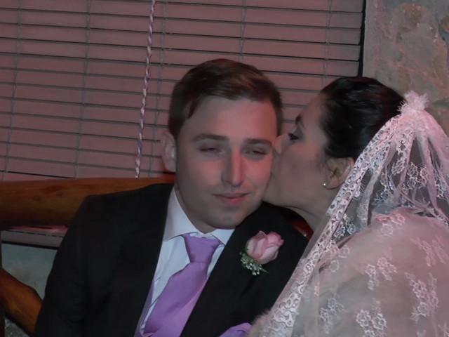 La boda de David y Lourdes en Beniajan, Murcia 1