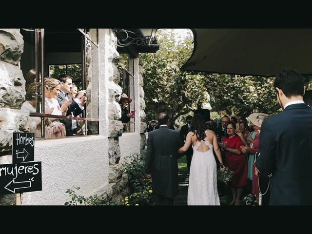 La boda de Martín y Mangels en Pamplona, Navarra 1
