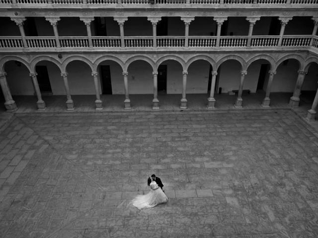 La boda de David y Elena en Toledo, Toledo 2
