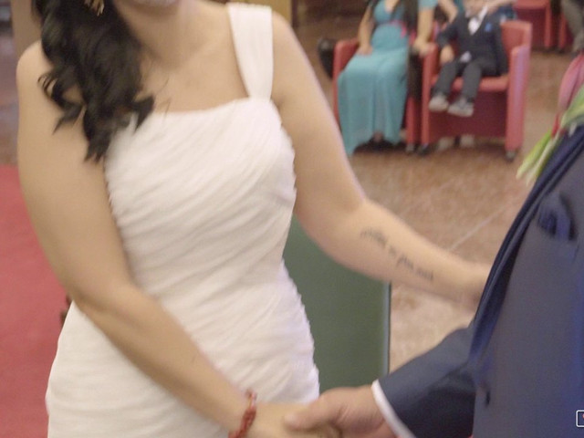 La boda de Ramón y Mayte en Madrid, Madrid 1