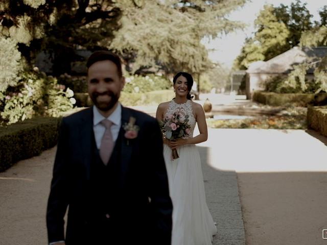 La boda de Óscar y Massiel en Madrid, Madrid 1