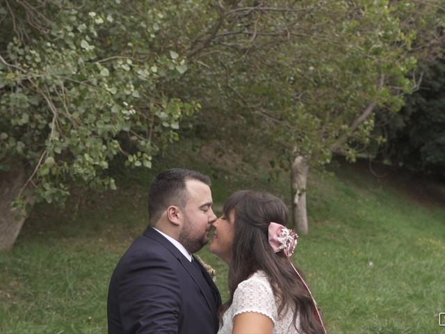 La boda de Quino y Raquel en Getxo, Vizcaya 1