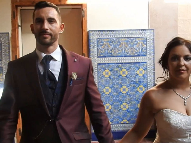 La boda de Jonathan y Carolina en Plasencia, Cáceres 1