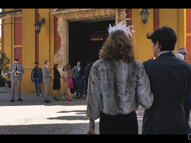 La boda de Rebbeca y Juan en Sevilla, Sevilla 1